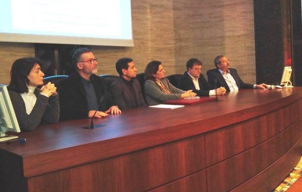Conferenza stampa Camera di Commercio