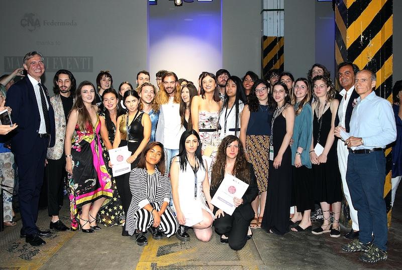 Il gruppo dei vincitori del Concorso RMI 2019