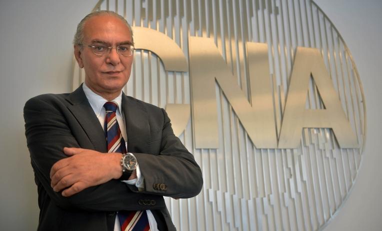 il segretario generale di CNA Sergio Silvestrini