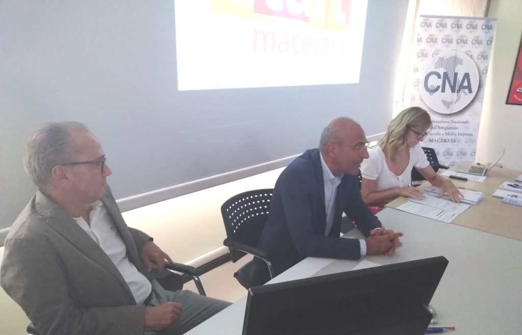 presentazione del bando Start-Up