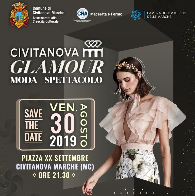 locandina evento Civitanova Glamour