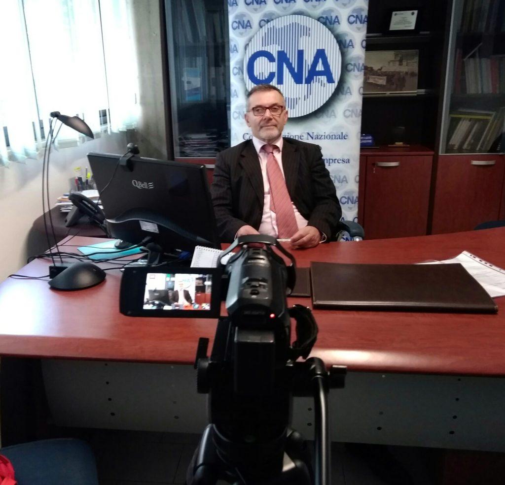Intervista al direttore CNA Macerata