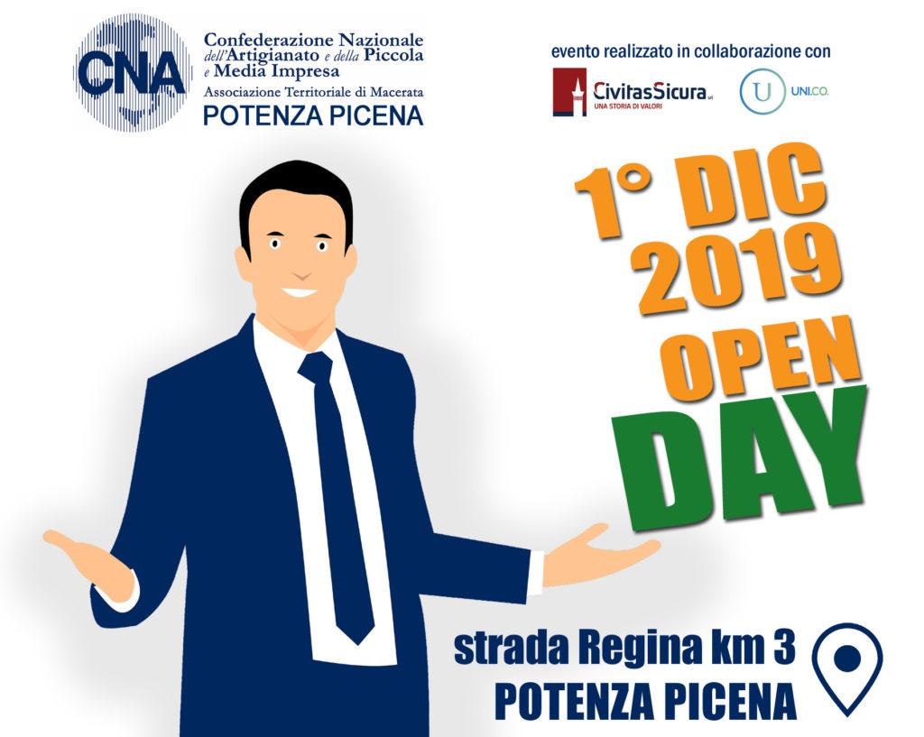 Open day CNA Potenza Picena