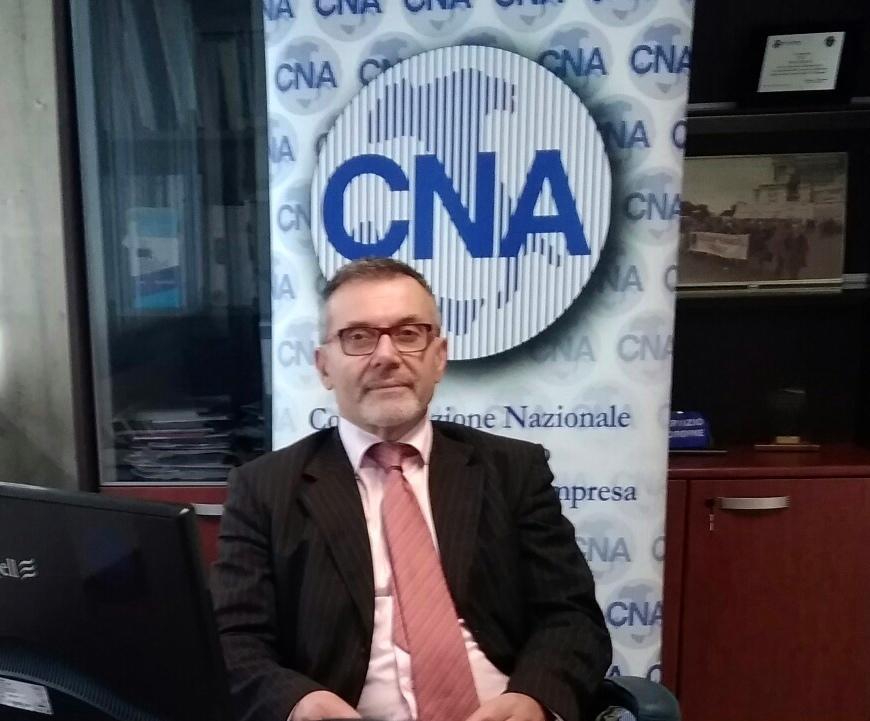 Il Direttore CNA Luciano Ramadori