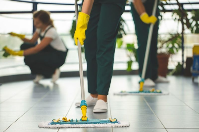 igiene ambienti di lavoro