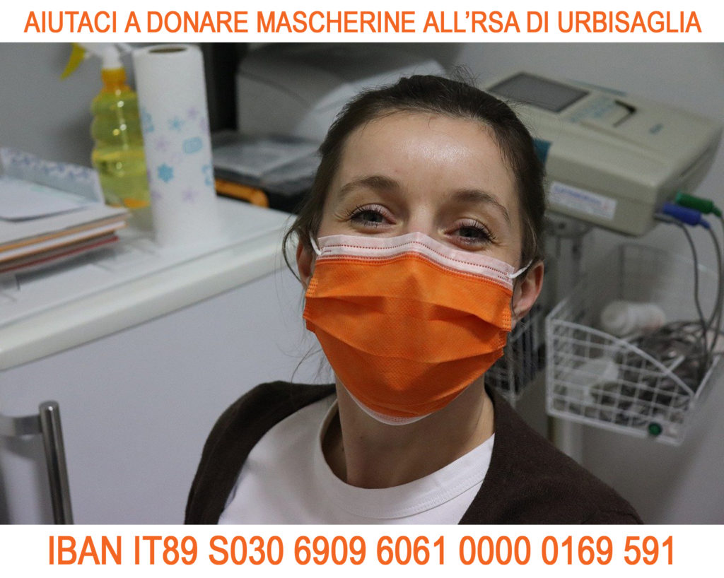 raccolta fondi rsa urbisaglia