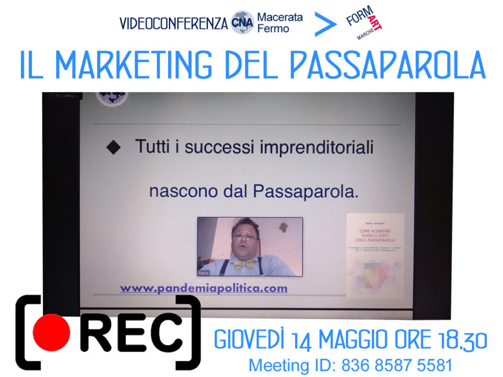 registrazione zoom cna marketing passaparola 14_5_20