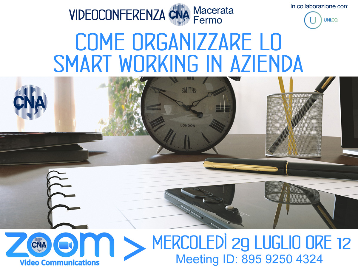 zoom cna smartworking 29_7_20