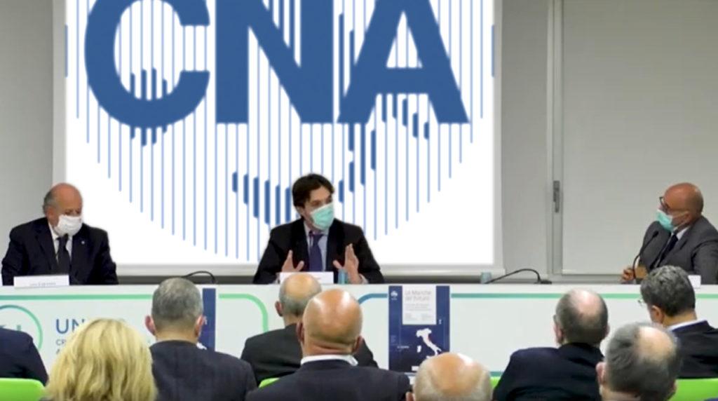 CNA incontra Acquaroli