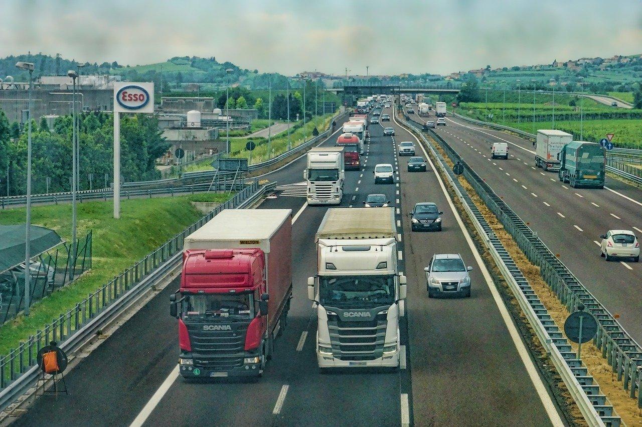 autostrada autotrasporto aree di sosta