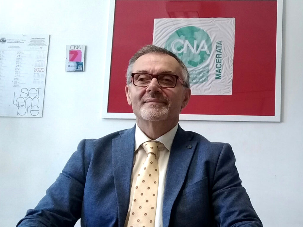 direttore CNA Macerata Ramadori