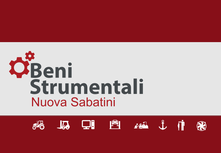 bando Nuova Sabatini