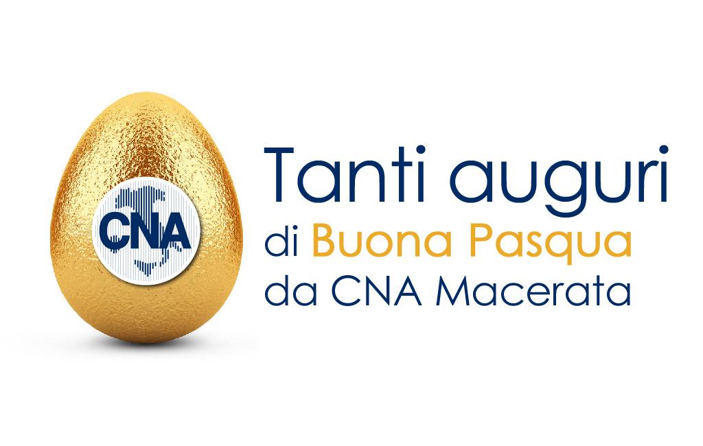 buona Pasqua da CNA Macerata